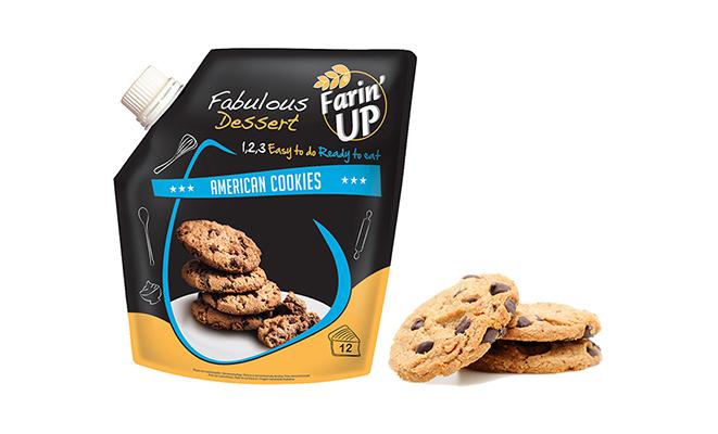 Doypack cookies